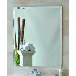Ablaze 1500 x 750mm 25mm Polished Bevel Edge Susan Series Mirror with Demister