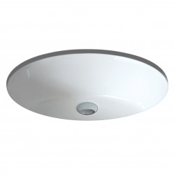 seima Ceramic under counter basin, oval