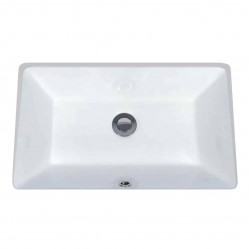seima plati Ceramic under counter basin, rectangular
