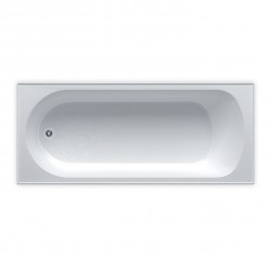 SEIMA TONDO INSET BATH 1675MM with overflow