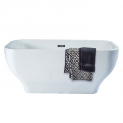 SEIMA LIADI FREESTANDING BATH WITH OVERFLOW 1500MM