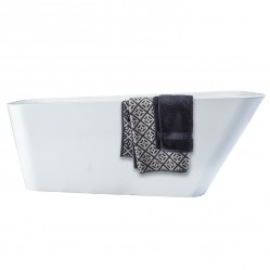 SEIMA PLATI FREESTANDING BATH WITH OVER FLOW