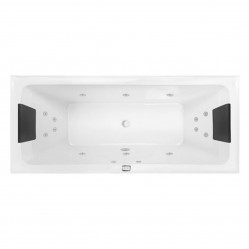 Decina San Diego 1790mm Contour 14-Jet Spa Bath