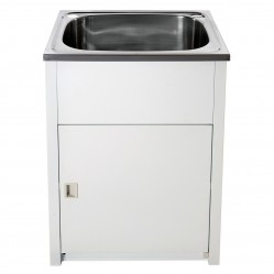 BOURNE SAGI 45 LITRE TROUGH AND CABINET METAL