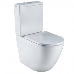 SEIMA ARKO TOILET WITH SLIM SEAT BACK INLET