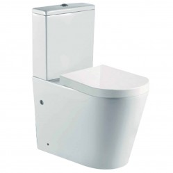 SEIMA MODIA TOILET WITH CLASSIC SEAT BACK INLET