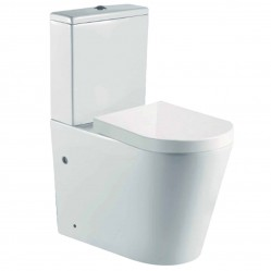 SEIMA MODIA TOILET WITH DELUXE SEAT BACK INLET
