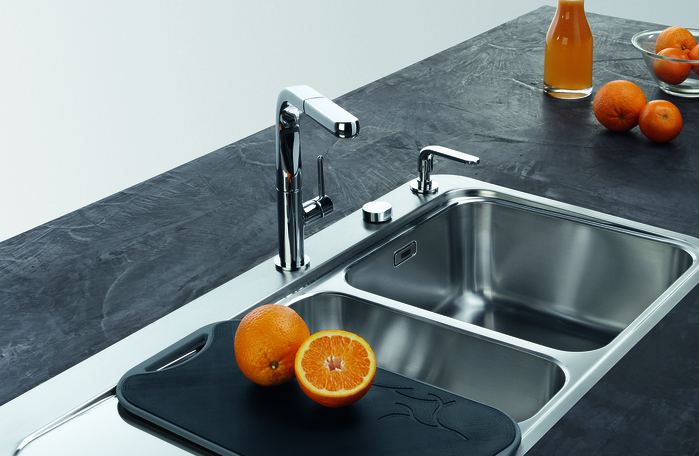 Separate Spray Faucets